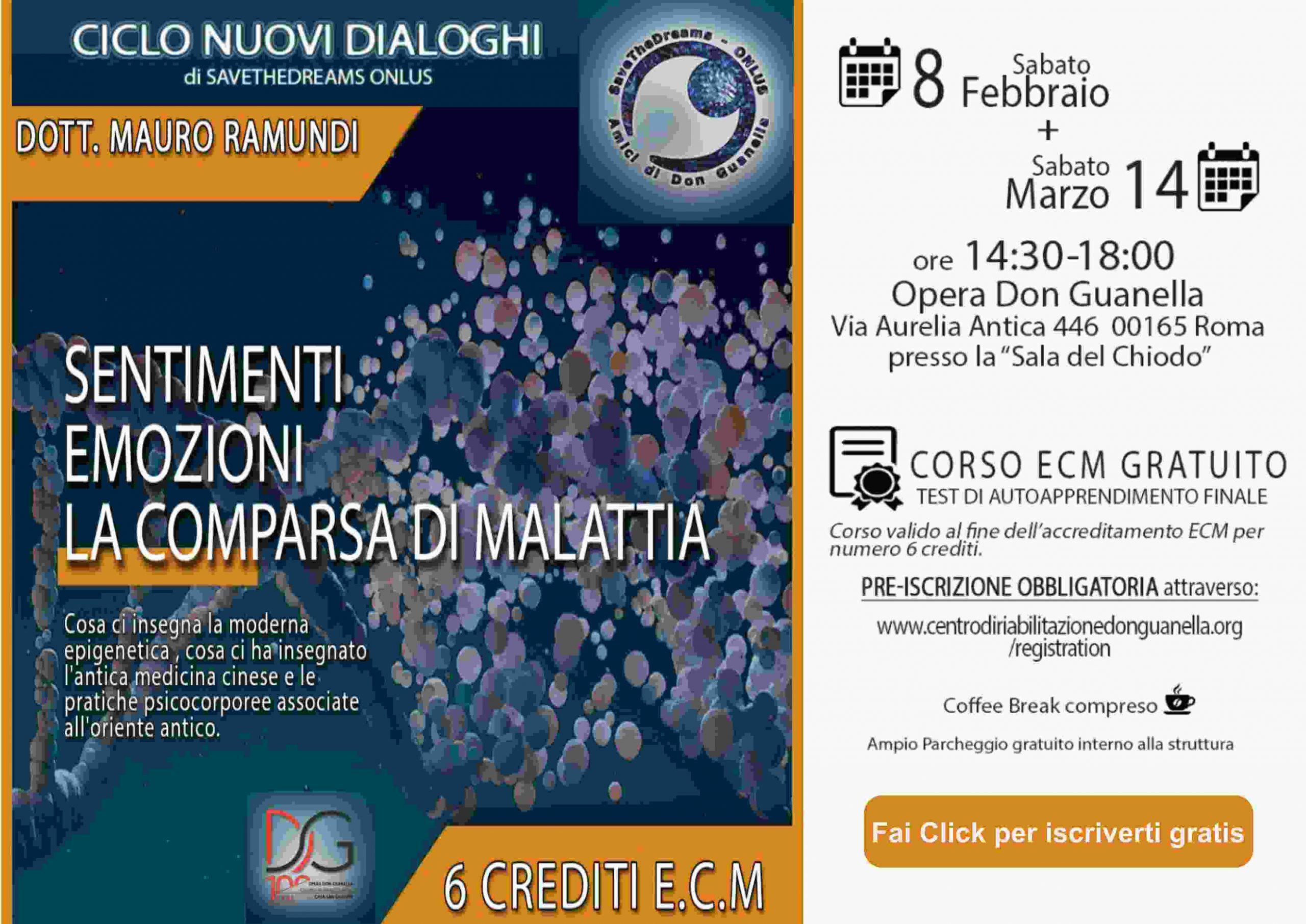 Nuovi Dialoghi corsi ECM gratuiti